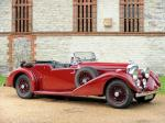 Bentley 4¼-Litre Tourer by James Pearce 1939 года