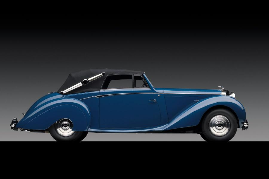 Bentley Mark V Drophead Coupe by Saoutchik (B14AW) '1939