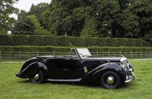 1947 Bentley Mark VI Drophead Coupe by Windovers