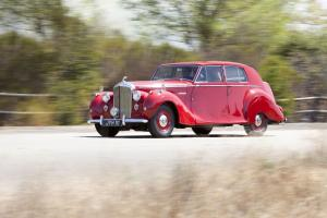 1947 Bentley Mark VI Sports Saloon by James Young Ltd