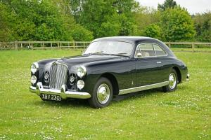 1948 Bentley Mark VI Cresta by Facel-Metallon