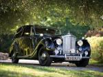 Bentley Mark VI Drophead Coupe by James Young 1948 года