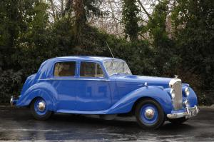 Bentley Mark VI Saloon 1948 года