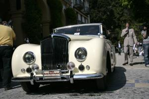 1949 Bentley Mark VI Cabriolet Ramseier