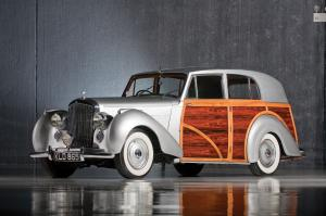 Bentley Mark VI Countryman by Harold Radford 1950 года