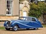 Bentley Mark VI 4½-Litre Coupe by Hooper 1952 года