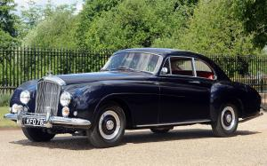 1953 Bentley R-Type Continental Sports Saloon by Mulliner AT
