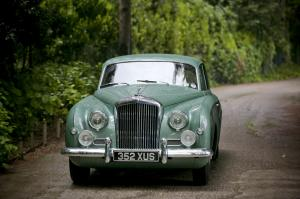 1954 Bentley R-Type Continental Coupе by Park Ward