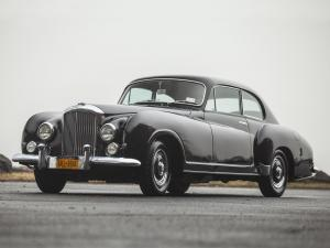 1954 Bentley R-Type Continental Sports Saloon by Franay