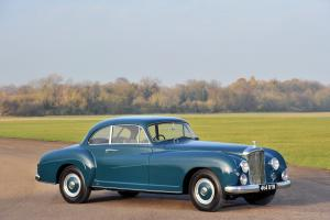 Bentley R-Type Continental Coupe by Franay 1955 года