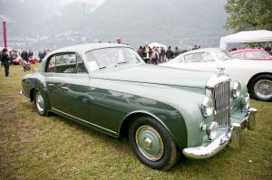 Bentley R-Type Continental by Park Ward 1955 года