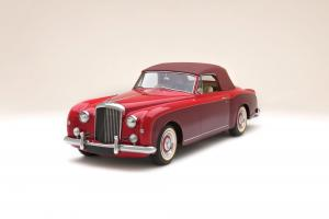 1955 Bentley S1 Continental Drophead Coupe by Park Ward