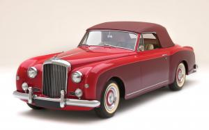 Bentley S1 Continental Drophead Coupe by Park Ward 1955 года