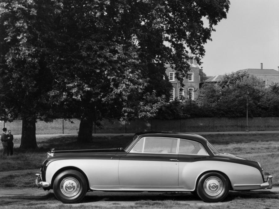 Bentley S1 Continental Sports Coupe by Park Ward '1955