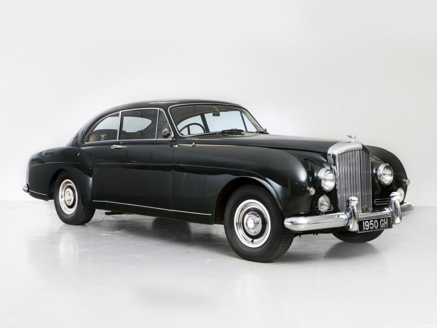 Bentley S1 Continental Sports Saloon by Mulliner '1955