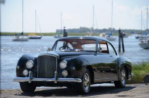1956 Bentley S1 Continental Fastback Coupe by Mulliner