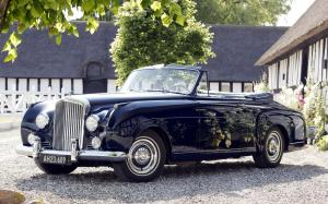 Bentley S1 Drophead Coupe by Mulliner 1956 года