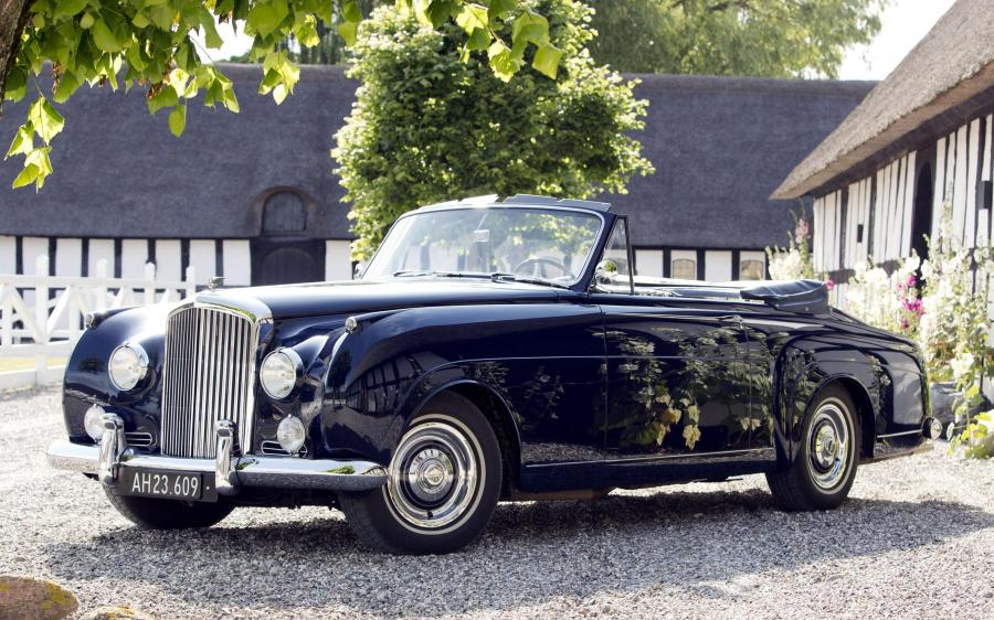 Bentley S1 Drophead Coupe by Mulliner '1956
