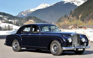 Bentley S1 Continental Saloon by Mulliner 1958 года