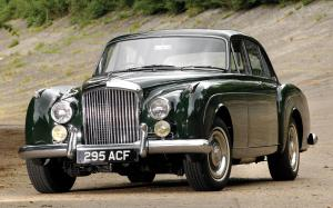 Bentley S2 Continental Flying Spur by Mulliner 1959 года (UK)
