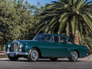 Bentley S2 Continental Flying Spur by Mulliner 1959 года