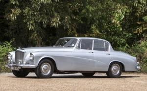 Bentley S2 Continental Sports Saloon by Hooper 1959 года