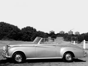 Bentley S2 Drop Head Coupe by Mulliner 1959 года