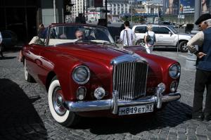Bentley S2 Continental by Park Ward 1961 года