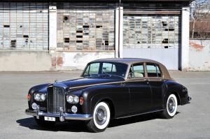 Bentley S3 Saloon 1962 года
