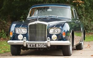 Bentley S3 Continental Saloon by James Young 1963 года