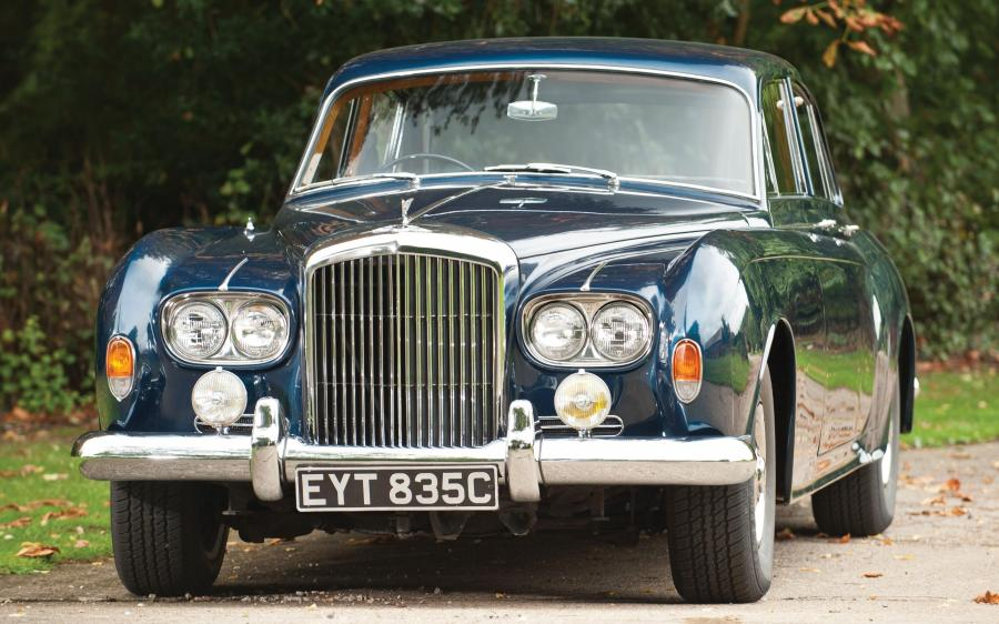 Bentley S3 Continental Saloon by James Young '1963
