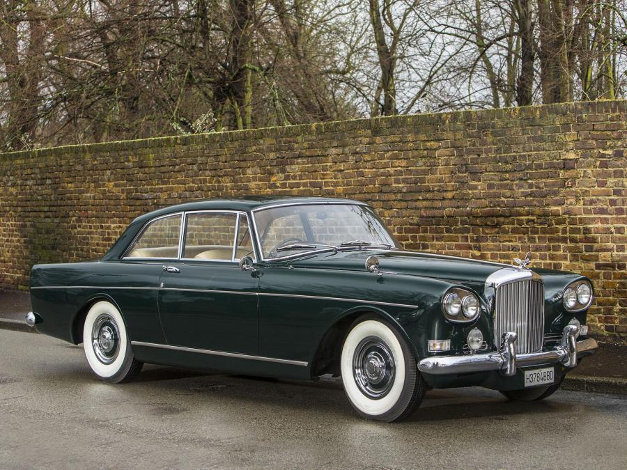 Bentley S3 Continental Coupe by Mulliner Park Ward (UK) '1964