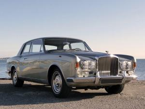 Bentley T1 Mulliner Park Ward Coupe 1966 года