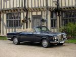 Bentley Corniche Convertible 1971 года