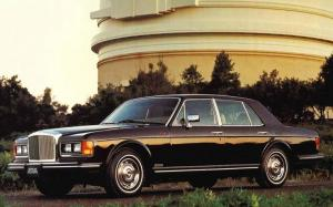 Bentley Mulsanne 1980 года (US)