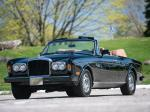 Bentley Continental Convertible 1984 года