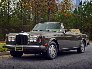 1984 Bentley Continental Convertible