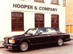Bentley Turbo R 2-Door Sports Saloon by Hooper 1988 года