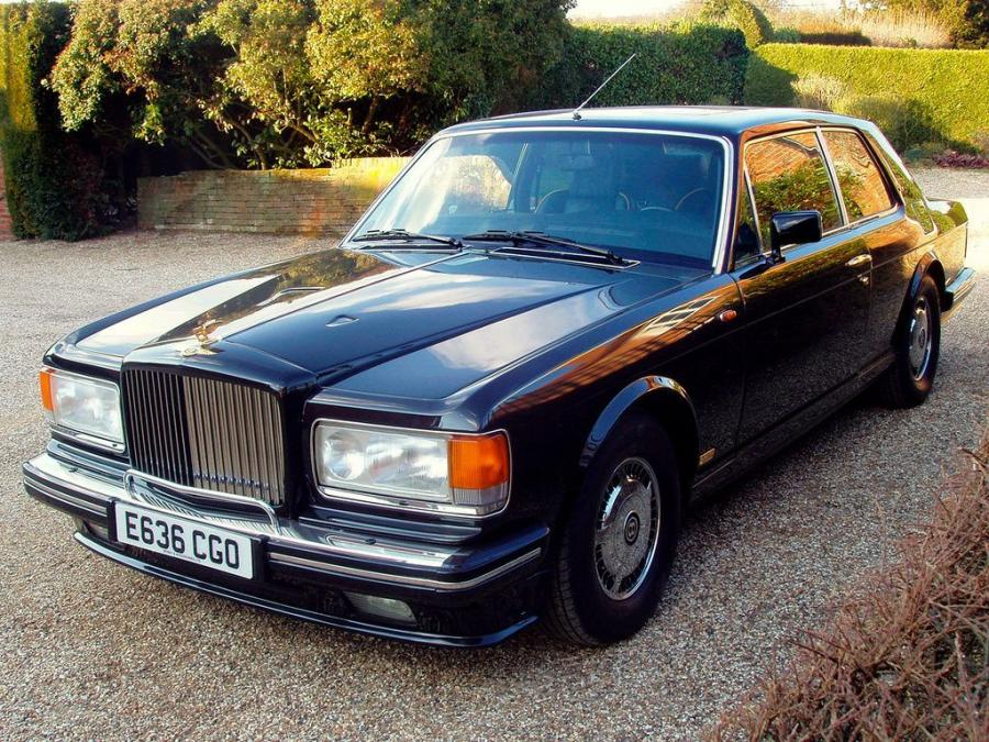 Bentley Turbo R 2-Door Sports Saloon by Hooper