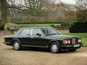 Bentley Turbo R 1989 года (UK)