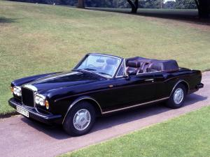 1990 Bentley Continental Convertible