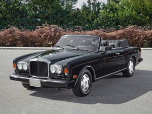 Bentley Continental Convertible 1992 года