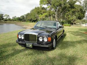 1994 Bentley Brooklands Sedan