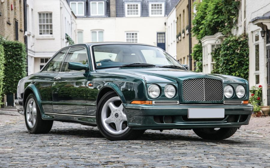 Bentley Continental T (UK) '1996 - 2002