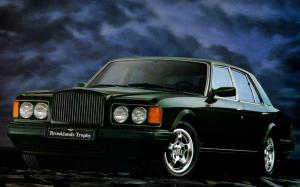 1997 Bentley Brooklands Trophy Edition