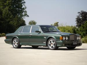 Bentley Turbo RT Mulliner 1997 года