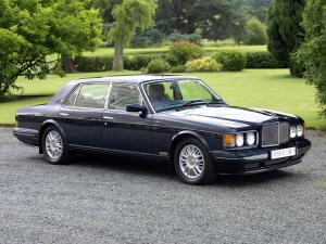 Bentley Turbo RT 1997 года