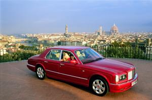 1999 Bentley Arnage Red Label