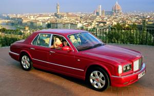 Bentley Arnage Red Label 1999 года (WW)