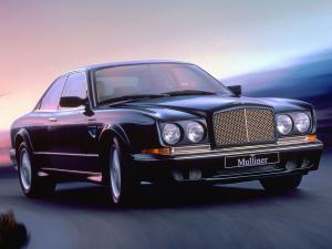 Bentley Continental R Mulliner 1999 года
